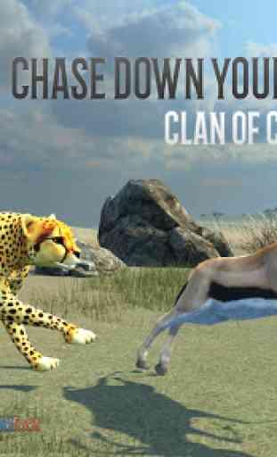 Clan of Cheetahs 1