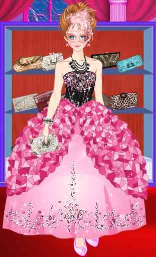 Doll Princess Prom Dress Up 3