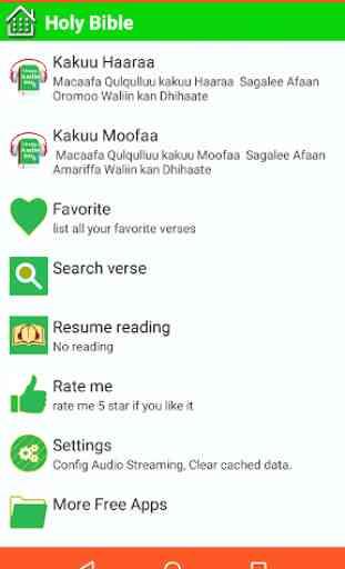 Oromo Bible Audio 2