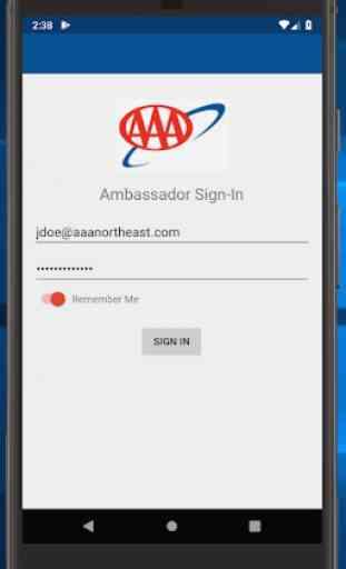 AAA Ambassador 1
