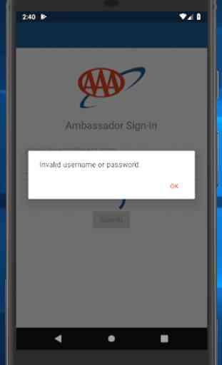 AAA Ambassador 2