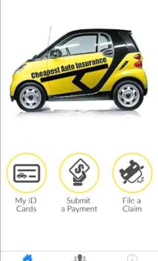 Cheapest Auto Insurance 1