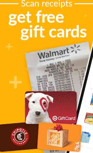 Fetch Rewards: Scan Receipts, Earn Gift Cards 1