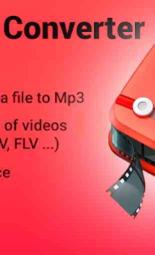 FLVto-mp3 : video 2 mp3 (conversor mp3) 1
