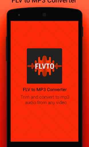 FLVto-mp3 : video 2 mp3 (conversor mp3) 2
