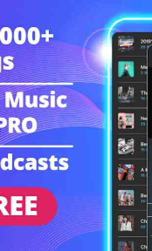 FREE Music App(Download Now) & Podcast Downloader! 1