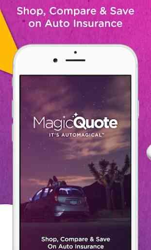 MagicQuote: Shop & Compare Car Insurance Quotes 1