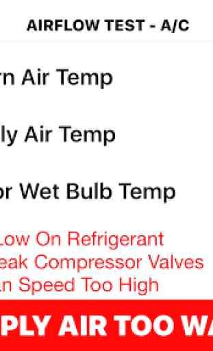 SuperCool HVAC troubleshoot/ duct sizing/ charging 2