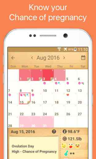Period Tracker, My Calendar 2