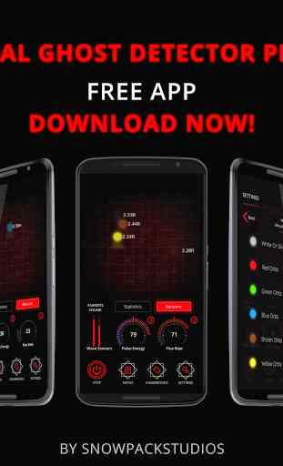 Real Ghost Detector PRO 1