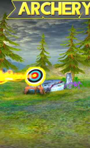 Archery 3D Game 2016 1