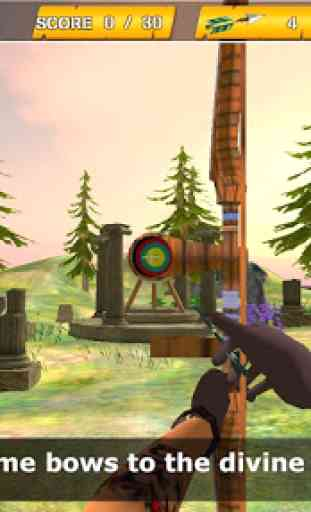 Archery 3D Game 2016 3