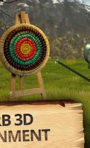 Archery Champion: Bow Sport 3D 3