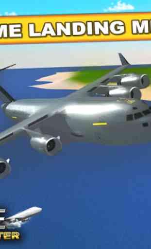 Cargo Airplane Car Transporter 4