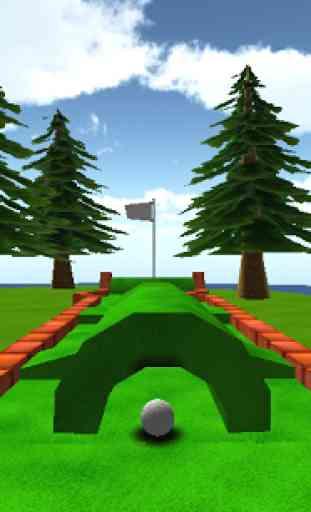 Cartoon Mini Golf Games 3D 4