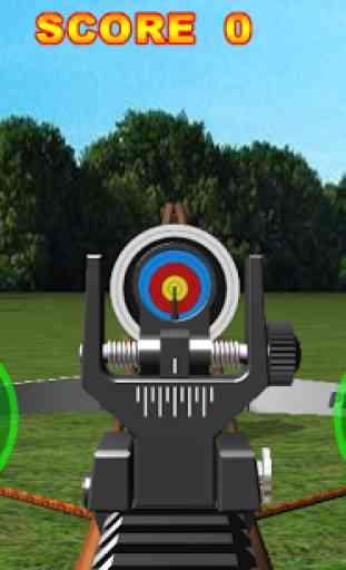 Crossbow Shooting deluxe 1