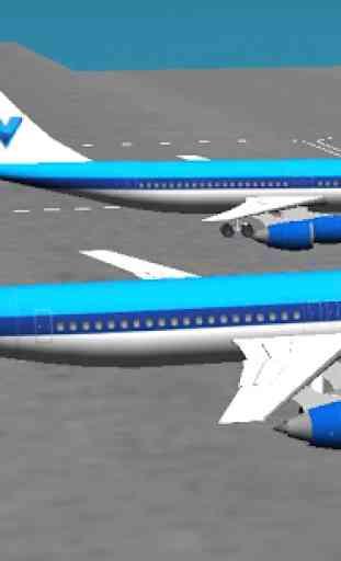 Flight Simulator Airplane 3D 1