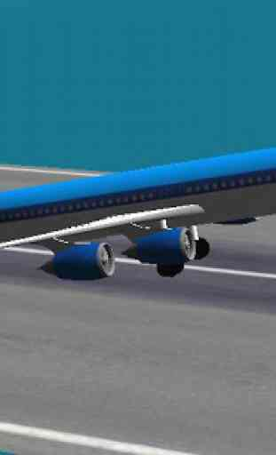 Flight Simulator Airplane 3D 2