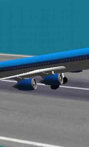 Flight Simulator Airplane 3D 2