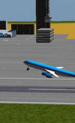 Flight Simulator Airplane 3D 4