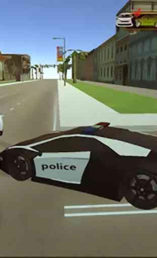 Police Agent: Dawn of Shadows! 2