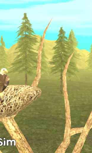 Wild Eagle Sim 3D 1