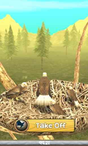 Wild Eagle Sim 3D 4