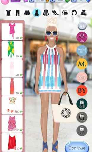 World of Fashion - Dress Up 1