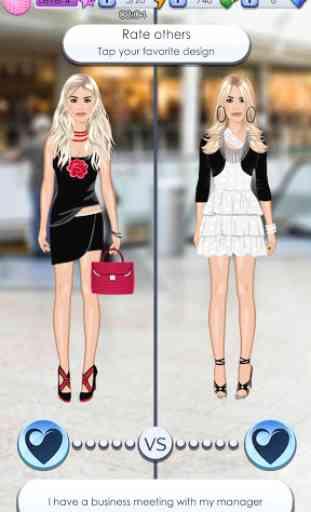 World of Fashion - Dress Up 3