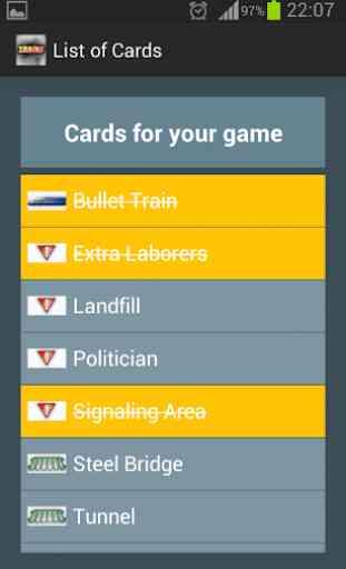 Trains Board Game Randomizer 3