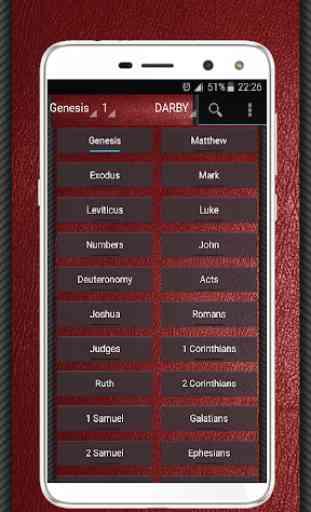 Bible (DARBY) Darby Translation English Free 3