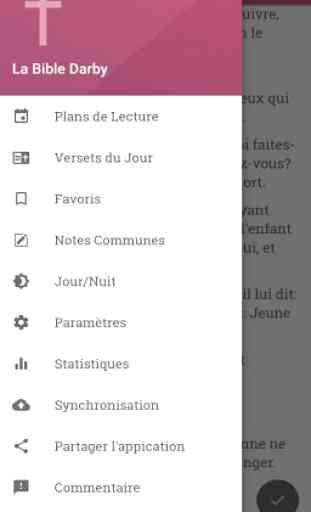 Bible Darby en Français 1