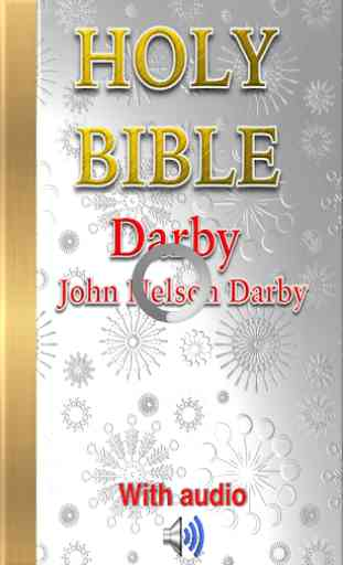 Holy Bible Darby With Audio 1