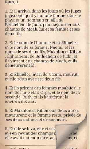 La Bible Darby Français 1