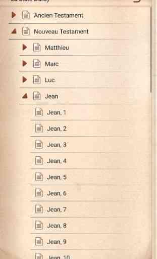 La Bible Darby Français 2