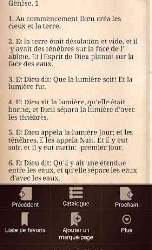 La Bible Darby Français 3
