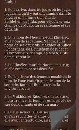 La Bible Darby Français 4