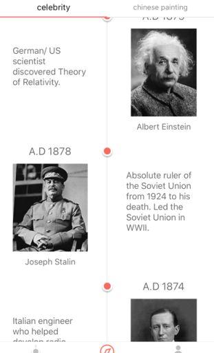 Timeline - World History (iOS) image 3