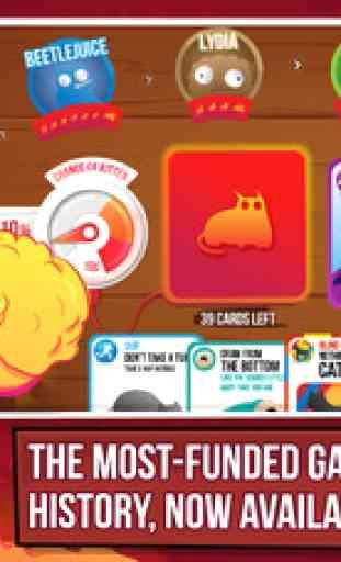 Exploding Kittens image 1