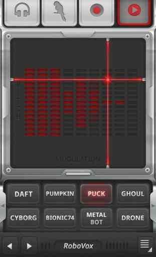 RoboVox Voice Changer image 1