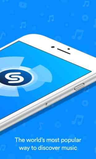 Shazam - Discover music, artists, videos & lyrics 2