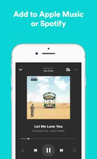 Shazam - Discover music, artists, videos & lyrics 4