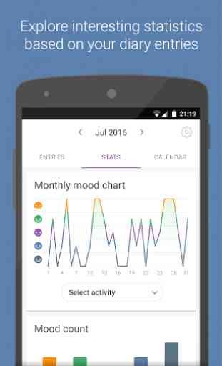Diary - Mood Tracker 3