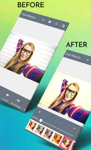 Face Make-Up Photo Editor 3