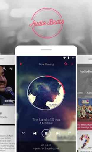 Music Player - Audio Beats 1