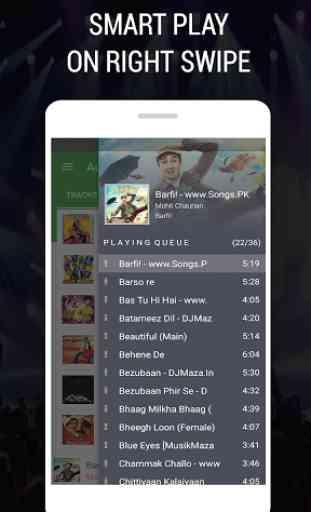 Music Player - Audio Beats 4