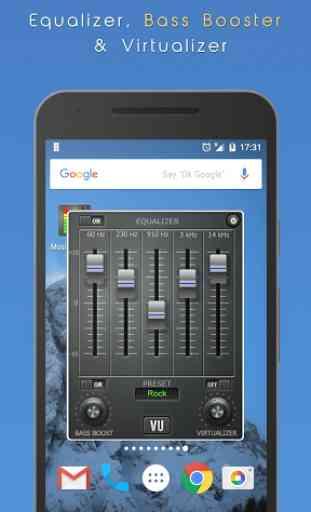Music Volume EQ + Amplifier 2