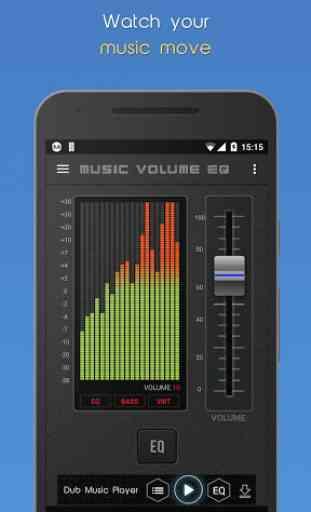 Music Volume EQ + Amplifier 3