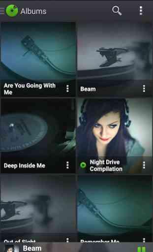 PlayerPro Music Player Trial 1