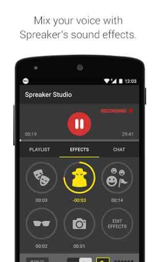Spreaker Studio 1